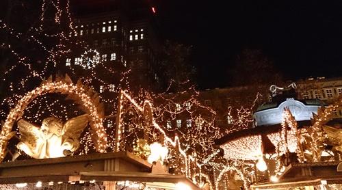 デュッセルドルフのクリスマスマーケットのご案内